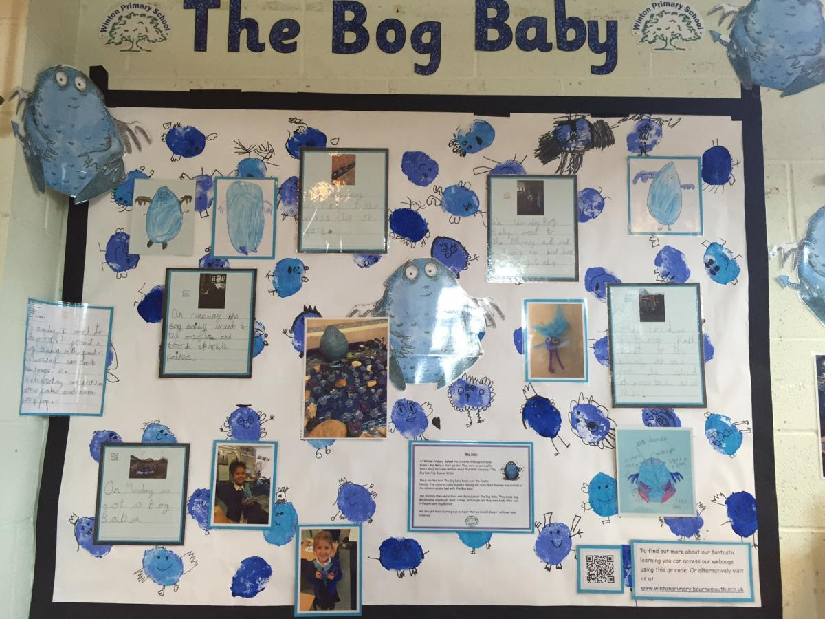Bog Babies Are Taking Over The World Winton Primary School