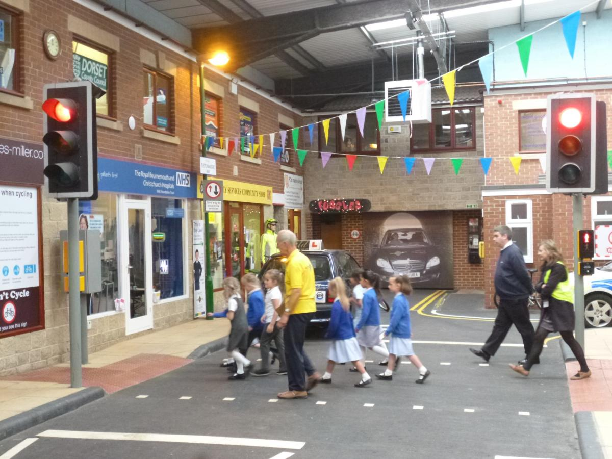 Year 2 Become Streetwise